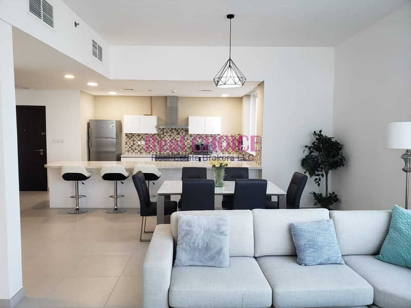 Spacious 3Bhk |  Canal Views  | 0 commission | 2% DLD Waiver