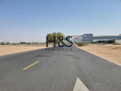 Plot for Sale in Al Rawda, Ajman - Commercial Plot For Sale