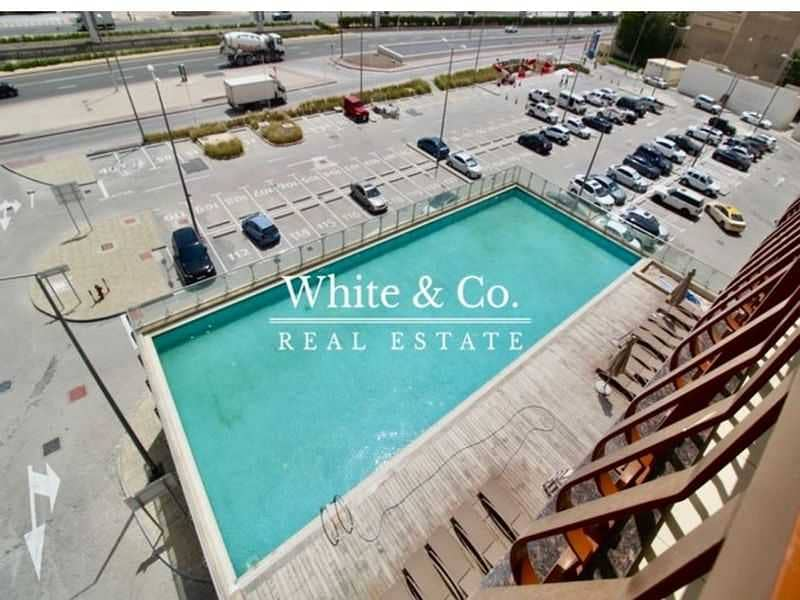 Beautiful Marina View/Unfurnished/Rooftop Pool