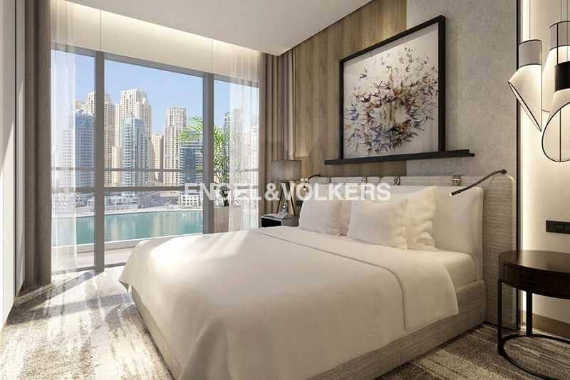 Exclusive I High Floor I Spacious one bed