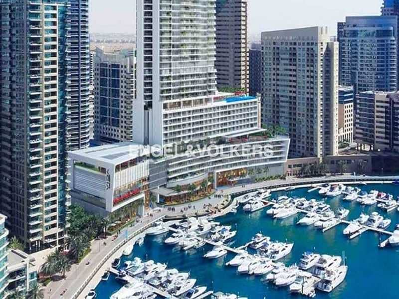 10 Exclusive I High Floor I Spacious one bed
