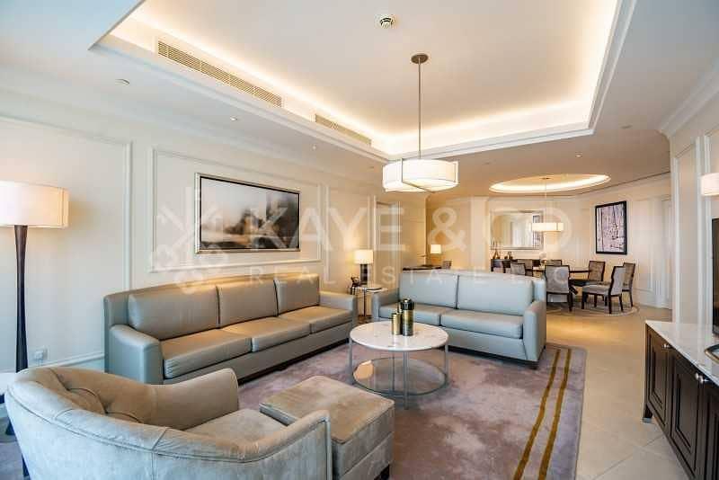 Spacious Rooms    DIFC View    All Bills Inclusive