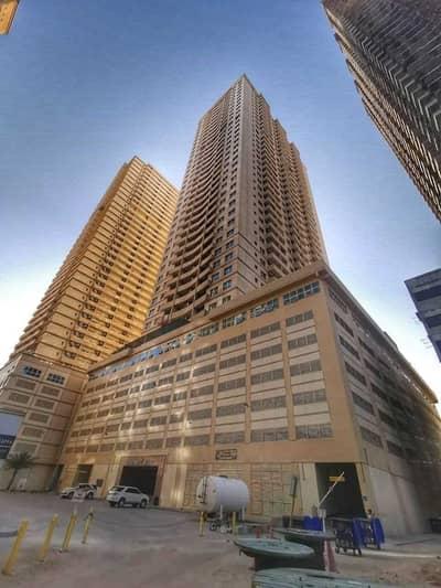 شقة 1 غرفة نوم للايجار في مدينة الإمارات، عجمان - شقة في برج الزنبق مدينة الإمارات 1 غرف 17000 درهم - 5383394