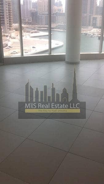2 Bedroom Apartment for Sale in Dubai Marina, Dubai - Full sea view facing blue waters island