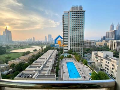 1 Bedroom Flat for Rent in The Views, Dubai - Nice & Huge | 1 BHK + Study  | Golf  Tower 1 | Views