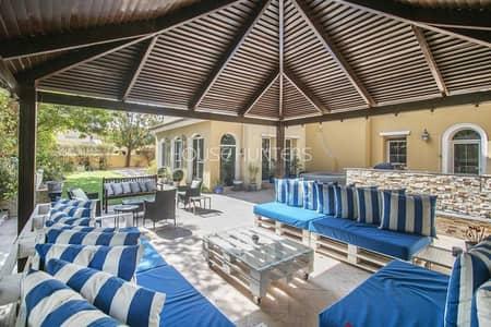 فیلا 3 غرف نوم للبيع في المرابع العربية، دبي - Amazing home| Exclusive| Upgraded|Large Plot|