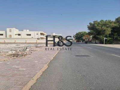 Plot for Sale in Al Rumaila, Ajman - Built you dream house near sea view, Residential Plot for sale  | 10,000 sqft | Prime Location near Ajman Corniche