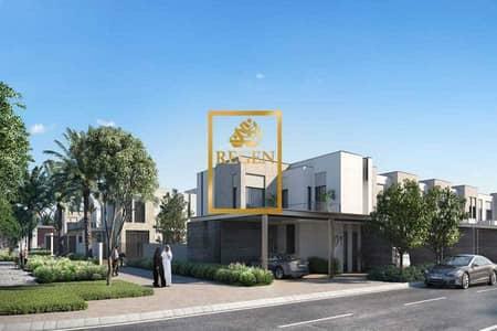 4 Bedroom Townhouse for Sale in Arabian Ranches 3, Dubai - Four Bedroom + Maid Room Townhouse I Single Row I Park Facing I Corner Unit