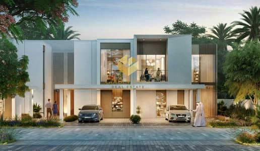 3 Bedroom Villa for Sale in The Valley, Dubai - Luxury Villa Single Row | 50% DLD Waiver |  Excellent Investment Opportunity