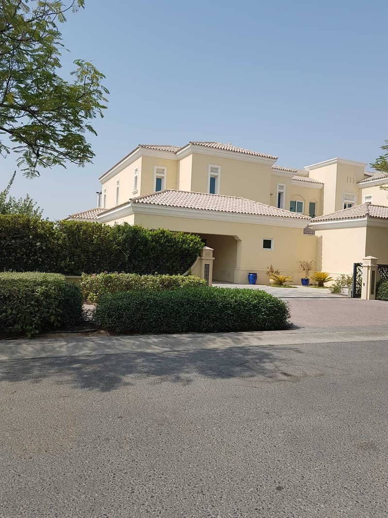 Huge 6 BR Villa for sale in Polo Homes
