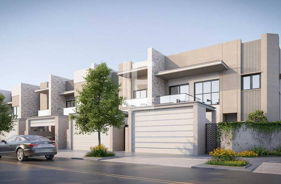 2 Spacious Townhouses | Private Elevator | Payment Plan