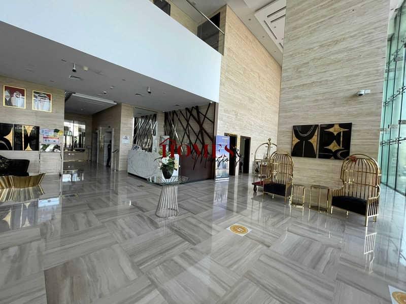 شقة في برج 108 قرية جميرا الدائرية 1 غرف 84000 درهم - 5383582