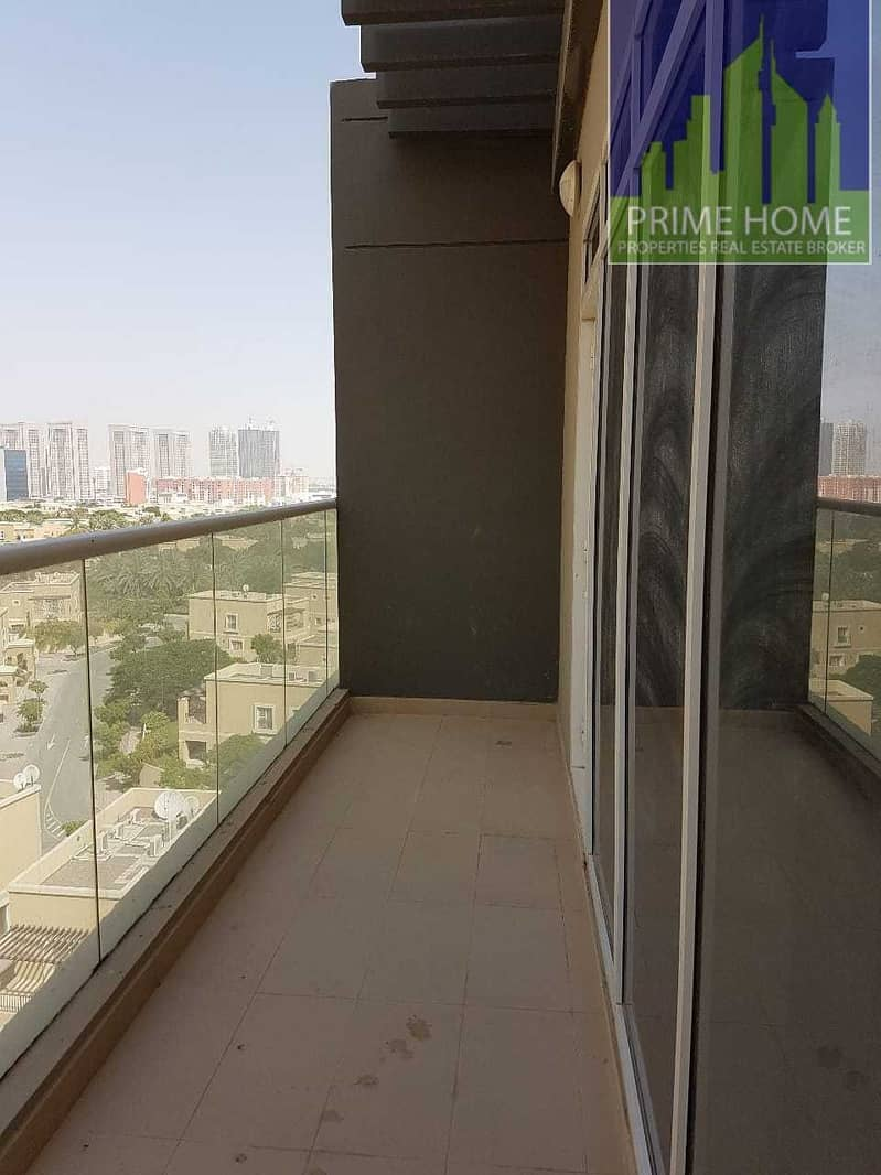 15 AMN- SPACIOUS 1 BEDROOM APARTMENT WITH BALCONY FOR RENT