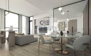 شقة في نور 4 نور دستركت ميدتاون مدينة دبي للإنتاج 2 غرف 1000000 درهم - 5383710