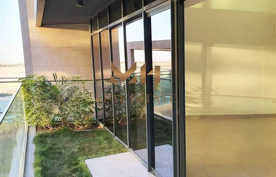 2 Garden and City View | Spacious 3bhk Townhouse| Ready to Move In