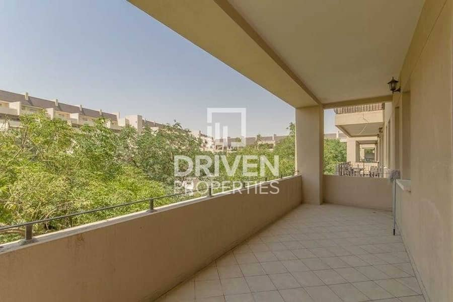 Garden View | Close to Pool and Park Apt