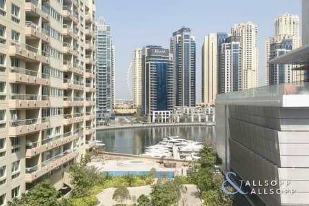 3 Bedroom Flat for Sale in Dubai Marina, Dubai - Vacant | Duplex | 3 Beds + Maids + Study