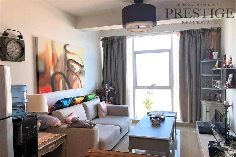 Duplex One Bed | Furnished | Laguna Tower