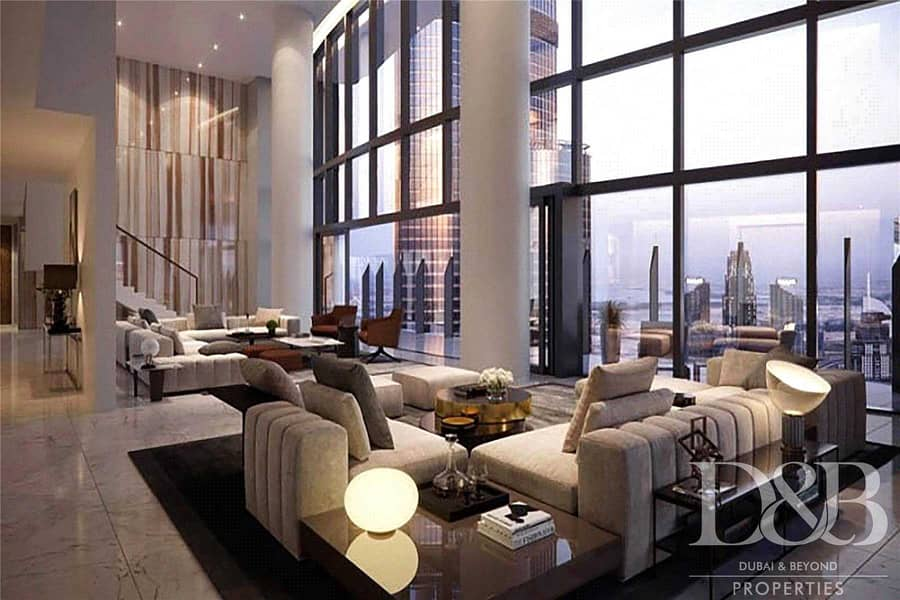 2 Best Building in Downtown | Only Penthouse