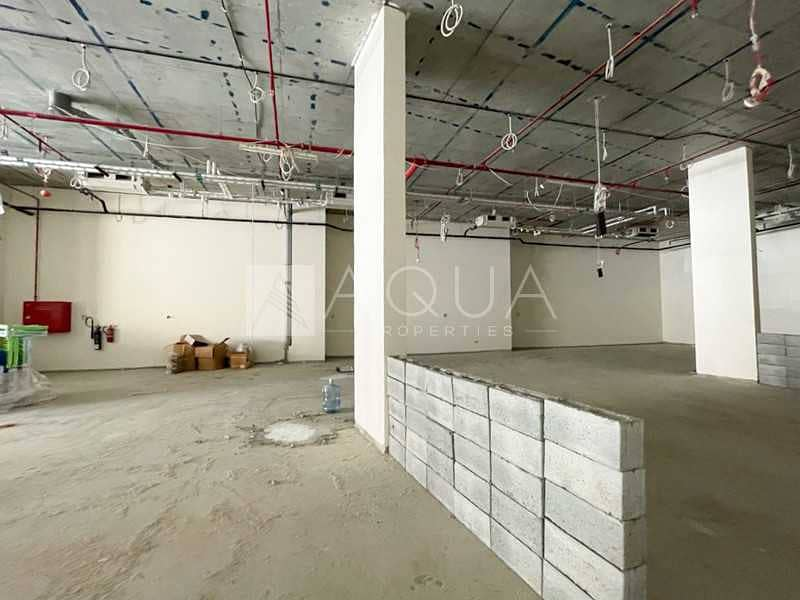 10 Huge Retail Shell n Core Space | Clover Bay