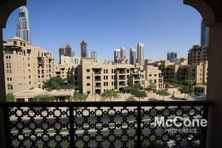 1 Bedroom Flat for Rent in Old Town, Dubai - Burj Khalifa Views | Amazing Layout | High Floor