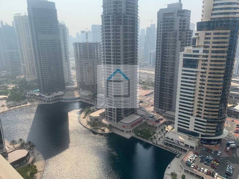 2 Lake View Apartment with Huge Balcony  for Rent