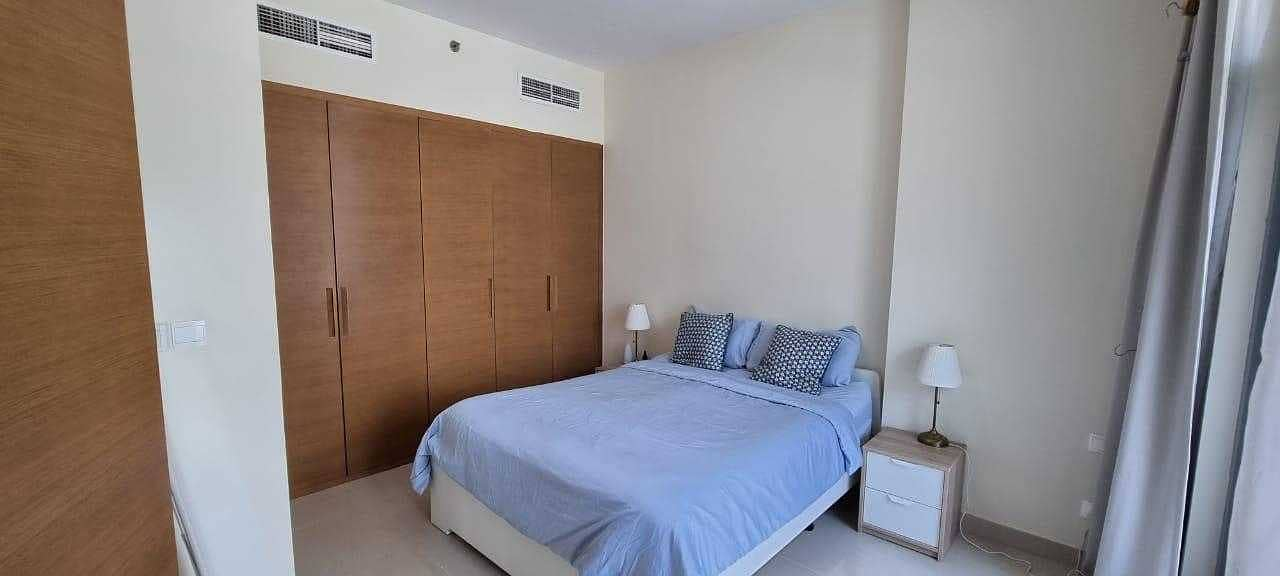 CLAREN TOWER| 1BED|PARTIAL FOUNTAIN VIEW