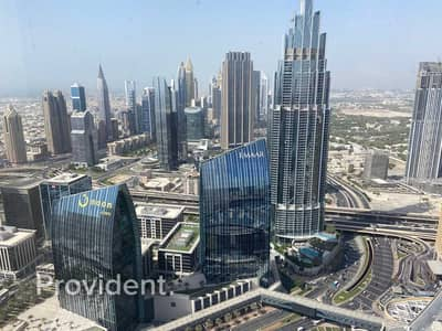 2 Bedroom Apartment for Sale in Downtown Dubai, Dubai - Most Visited Global Icon | Spacious Apartment