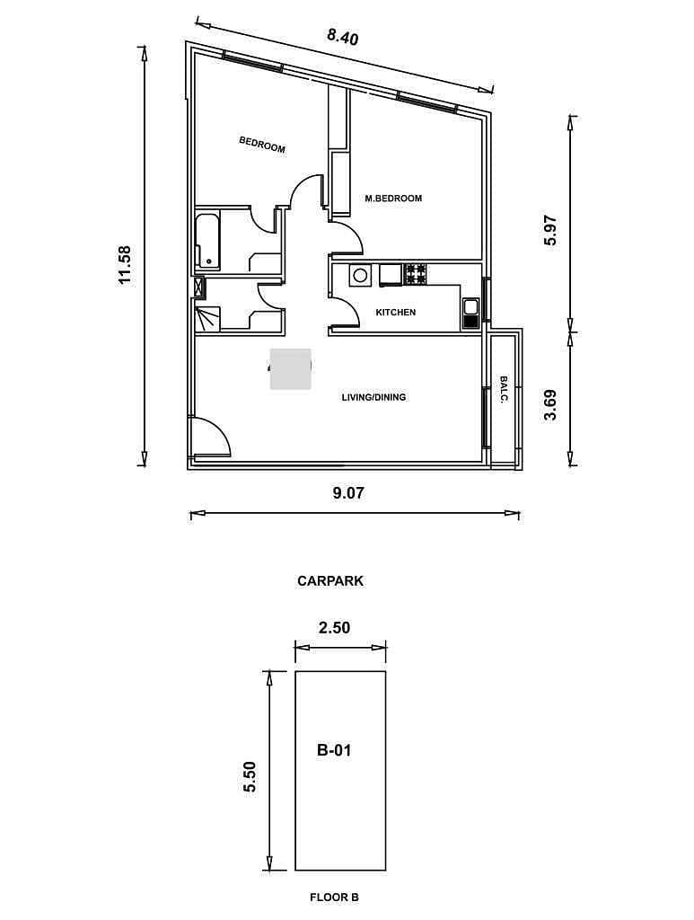 DISTRESS DEAL BUY NOW-2 BEDROOM APARTMENT WITH BALCONY FOR SALE | PRIME 1 -INTERNATIONAL CITY. . .
