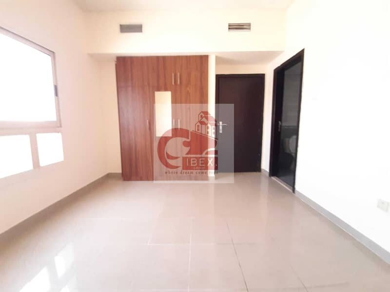 Luxury 2bhk in just 23k with ac Central family Building in national paint muwaileh