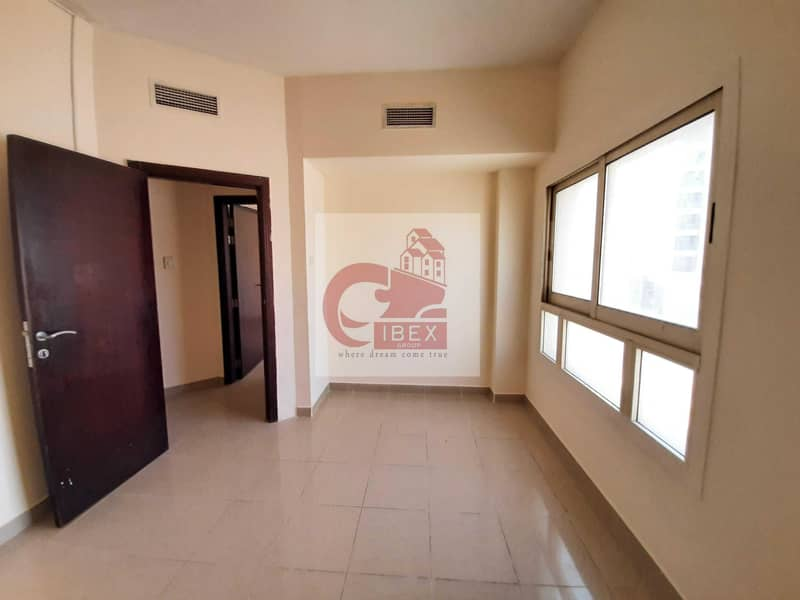 2 Luxury 2bhk in just 23k with ac Central family Building in national paint muwaileh