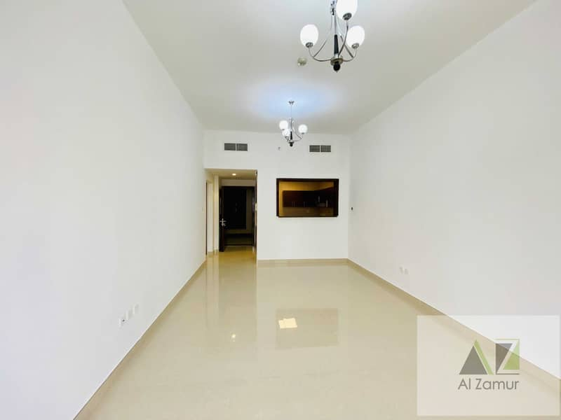 12 12 Cheques 30 Days Free well maintained One Bedroom 35k AED
