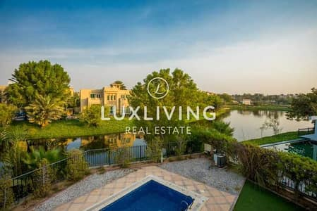 4 Bedroom Villa for Sale in Jumeirah Islands, Dubai - Exclusive   Lake View  Vacant On Transfer