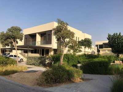 3 Bedroom Villa for Sale in DAMAC Hills (Akoya by DAMAC), Dubai - Corner 3 br , type thm ,  ready to move , brand new condition