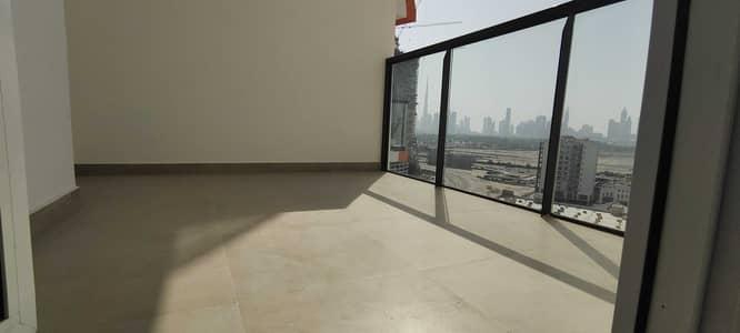 فلیٹ 1 غرفة نوم للبيع في الجداف، دبي - Stunning Sky Line view  High Floor One Bedroom Hall with 3 balconies