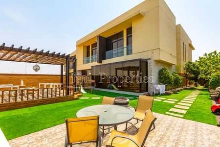 تاون هاوس 3 غرف نوم للبيع في داماك هيلز (أكويا من داماك)، دبي - Single-row/ fully upgraded/biggest layout