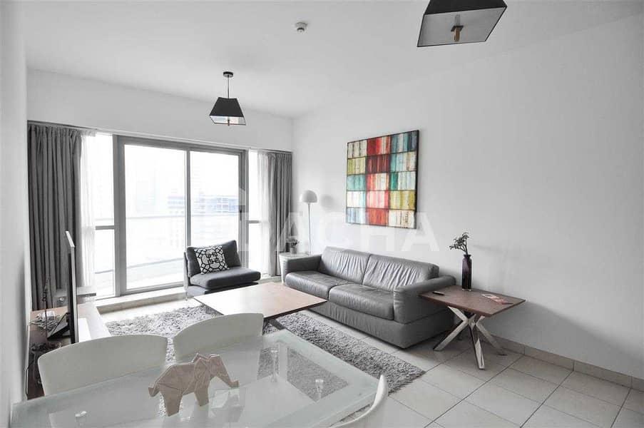 2 Full Marina View / Stunning 1 Bed / Mid Floor