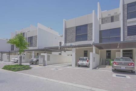 تاون هاوس 3 غرف نوم للبيع في (أكويا أكسجين) داماك هيلز 2، دبي - R2-MM   END UNIT   NEAR TO POOL  MOTIVETED SELLER