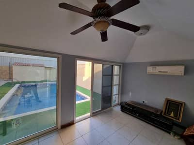 5 Bedroom Villa for Sale in Al Mowaihat, Ajman - 6400 SQ FT MODERN STYLE VILLA WITH SWIMMING POOL IN MOWHIYAT