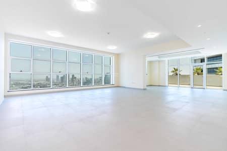 بنتهاوس 4 غرف نوم للايجار في دبي مارينا، دبي - Stunning Sea View | New Appliances | Private Pool