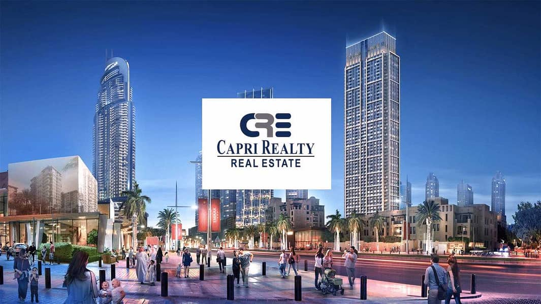 10 CLOSE TO DUBAI MALL | Payment plan | NEW TOWER
