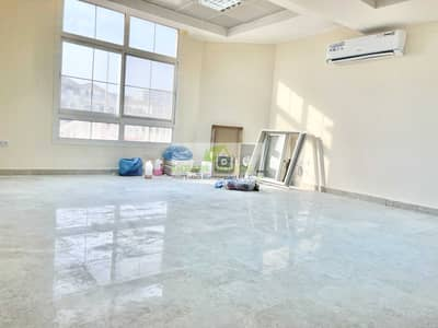 Studio for Rent in Al Nahyan, Abu Dhabi - HD/ first tenant studio flat for rent in al nahyan area
