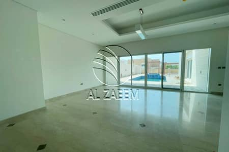 5 Bedroom Villa for Sale in The Marina, Abu Dhabi - ⚡Luxurious Villa in Prime Waterfront Development⚡