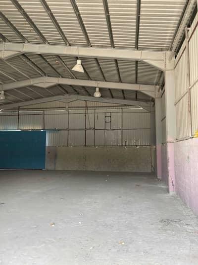 Warehouse for Sale in Al Jurf, Ajman - 12000 SQ. FT PLOT WITH 7000 SQ. FT WAREHOUSE FOR SALE IN AL JURF AREA