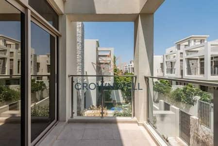 تاون هاوس 3 غرف نوم للايجار في مدينة ميدان، دبي - Spacious|Modern Design|1-Storey Townhouse |Balcony