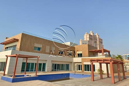7 Bedroom Villa for Sale in The Marina, Abu Dhabi - HOT DEAL | Waterfront Villa with Amazing View