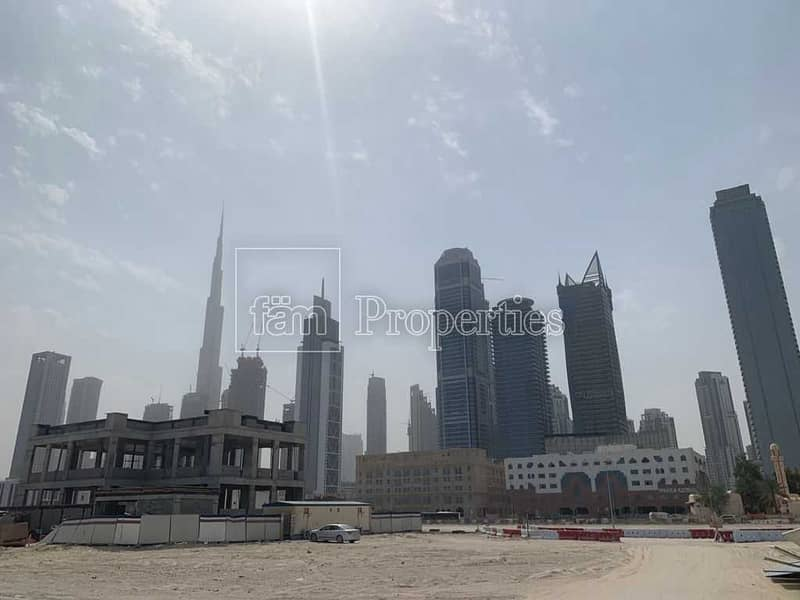2 WASL district - free hold - ready to build