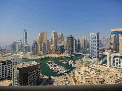 4 Bedroom Apartment for Sale in Dubai Marina, Dubai -  Marina view