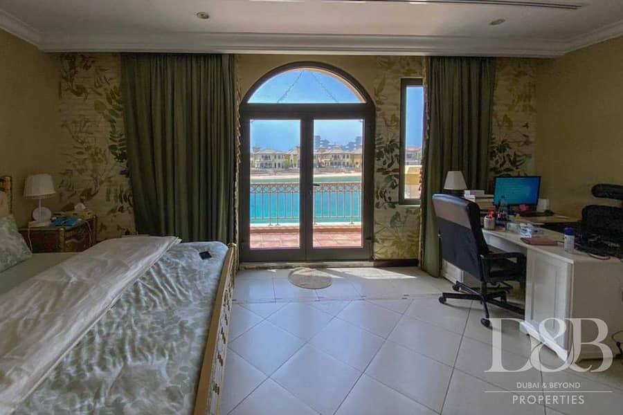 Furnished | Private Beach | Atrium Entry
