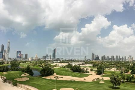 3 Bedroom Apartment for Rent in The Hills, Dubai - Full Golf Course View   Modern and Large